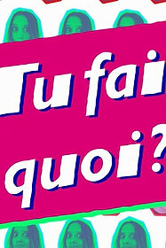 TU FAIS QUOI ?  (On Glamour.fr with Marie Posa)