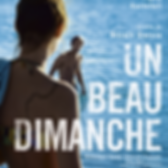 "UN BEAU DIMANCHE  (Movieby NicoleGarcia)  Mari posa ""Morning Sky "" playlisted."