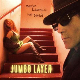 "JUMBO LAYER ""Marie Laveau's not dead"""