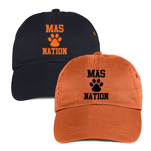 MAS Nation Baseball Hat