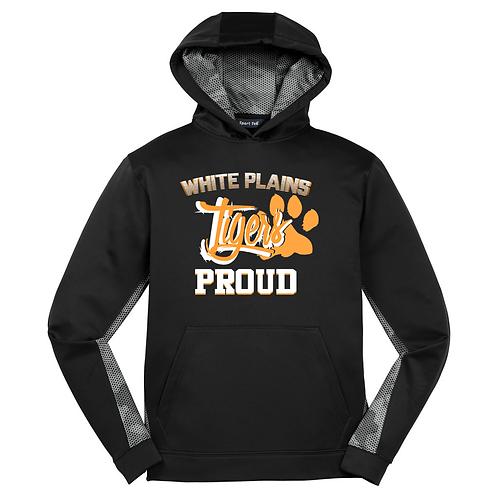 White Plains Proud Athletic Hoodie Sweatshirt