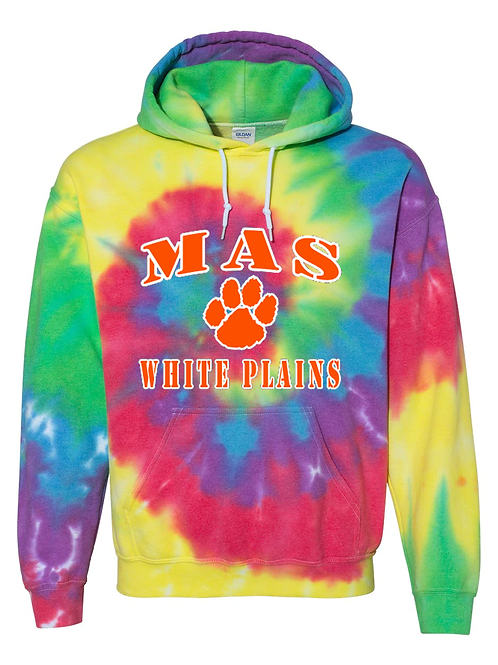 NEW! Heavy Weight Tie Dye MAS Sweatshirt