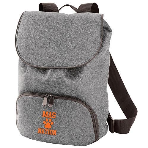 MAS Nation Glitter Backpack