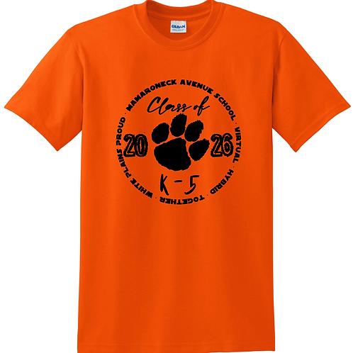 PRE ORDER - KINDERGARTEN Class of 2026 Tee Shirt