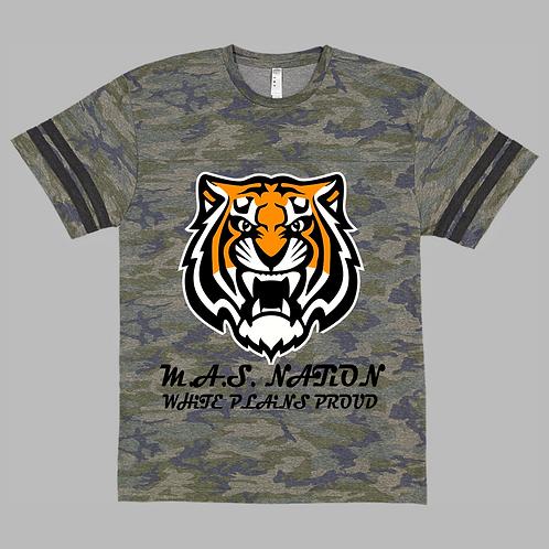 "MAS ""Tiger"" Football Tee Shirt"