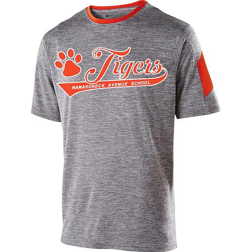 Tigers Short Sleeve Athletic Shirt
