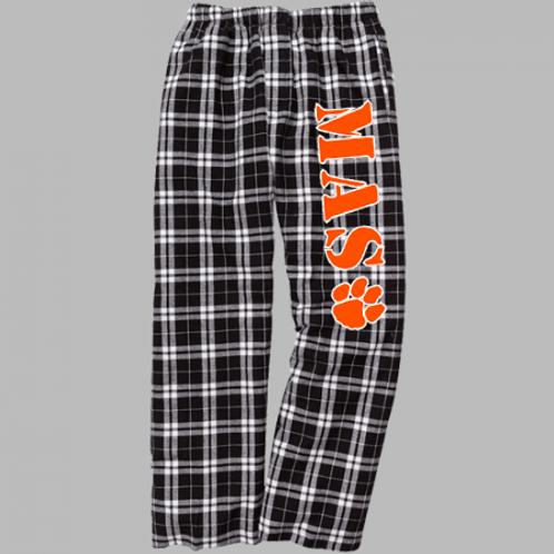 NEW! MAS Flannel Pants