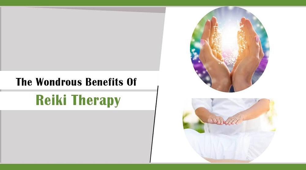 The Wondrous Benefits Of Reiki Therapy