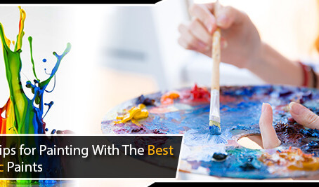 10 Tips for Painting with the Best Acrylic Paints