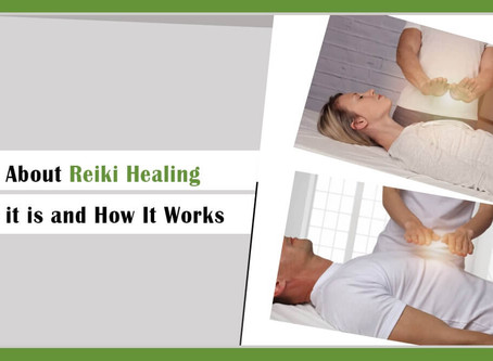 All About Reiki Healing: What it is and How It Works