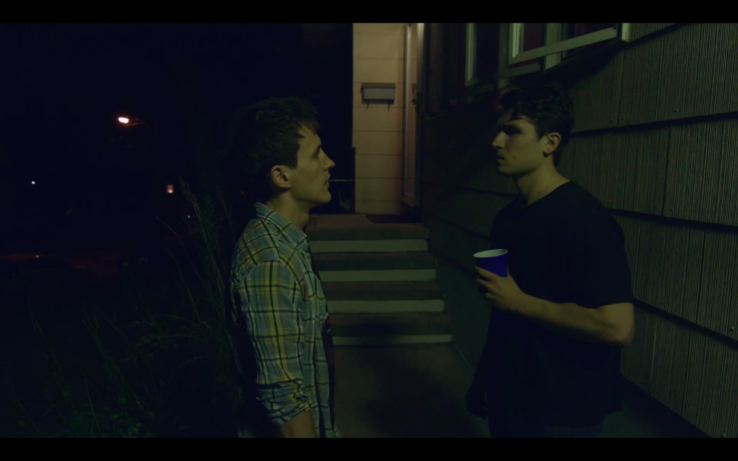 Screen Grab from 'Before the Snow'