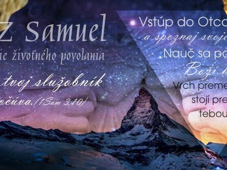 Kurz Samuel - pomoc v rozoznaní