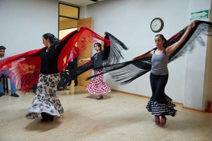 Gala Ensayo Flamenco México