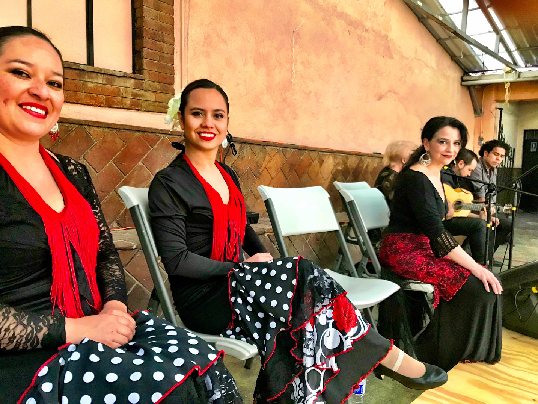 Peña Flamenca de Santiago