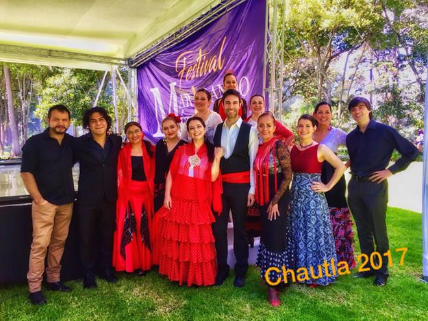 Compañía Flamenco Mexico