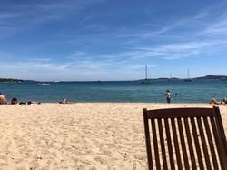 Strand Port Grimaud