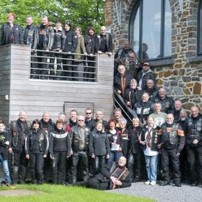 20 Jahre Lahn-River-Chapter Jubiläumsfahrt in die Ardennen vom 14. – 17. Mai 2015