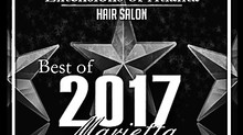 2017 BEST OF MARIETTA AWARD - 3 CONSECUTIVE YEARS IN A ROW