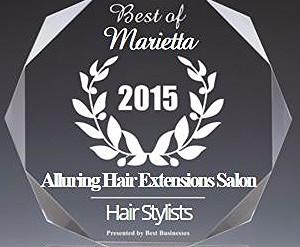 2015 BEST BUSINESS OF MARIETTA AWARD