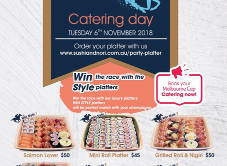 Win the Race with the Style Platters