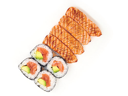 Grilled Salmon Lover