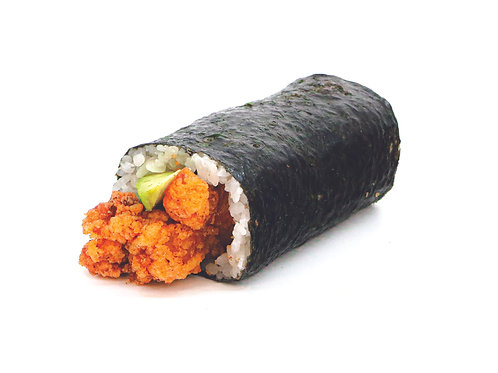 Spicy Karaage Chicken Roll