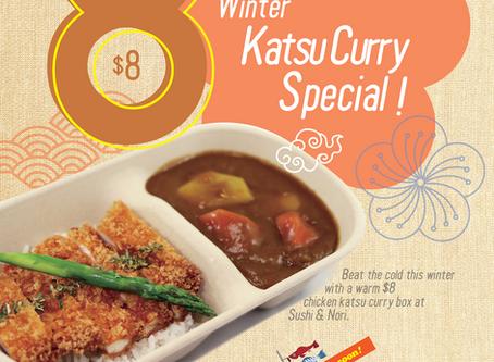 Winter Katsu Curry Special!