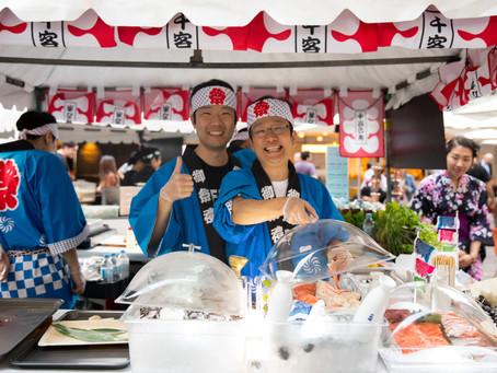 Oh! Matsuri at Sushi & Nori
