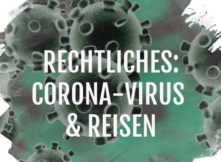 Corona-Virus & Reisen - welche Rechte haben Reisende?