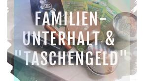 Was versteht man unter Familienunterhalt (§1360 BGB)?