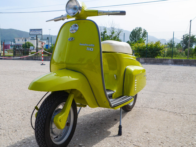 LAMBRETTA SPECIAL J50