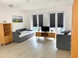 Wohnzimmer Apartementhaus Poing