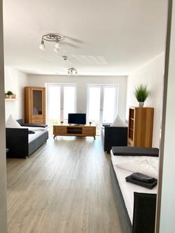 Möblierte Apartments für jedes Projekt