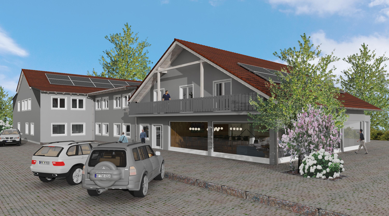Boardinghaus Forstinning
