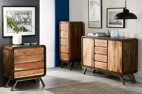Aspen Retro Large Sideboard