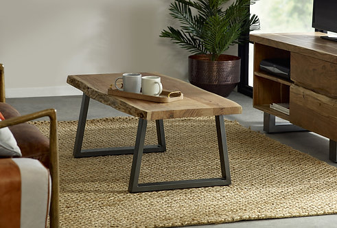 Baltic Live Edge Coffee Table