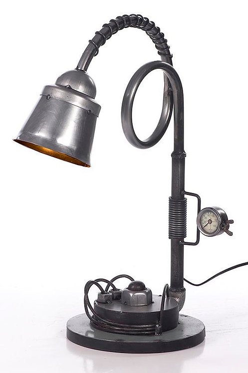 Posable Neck Vintage Table Lamp