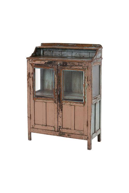 Antique 2 Door Wooden Cabinet