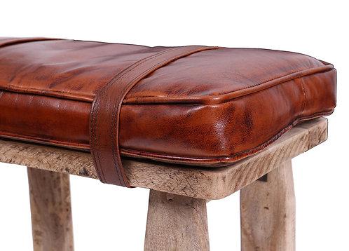 Saddle Bag Style Stool