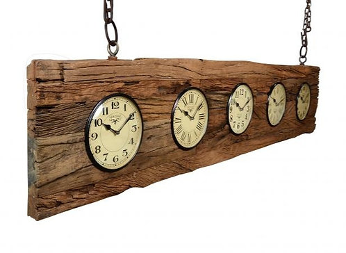 Sillipar World Time Clock