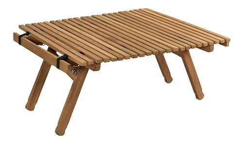 Wooden Slat Coffee Table