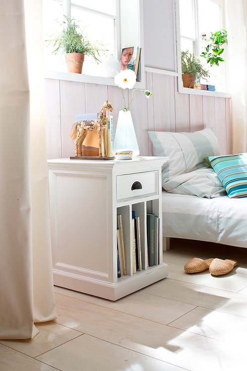 Bedside Table with dividers