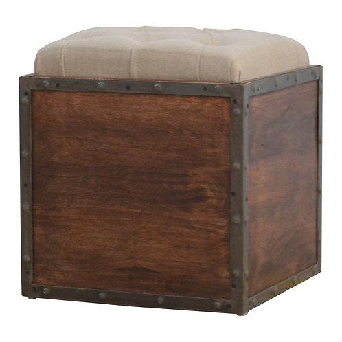 Industrial Storage Box Seat