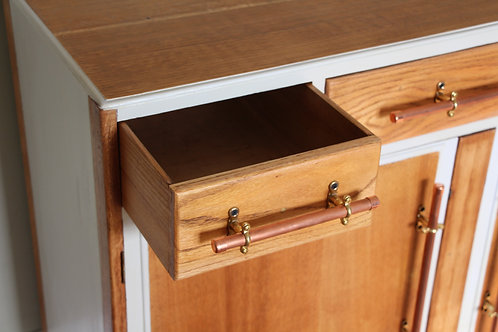 Copper Collection 1940s Utility Sideboard