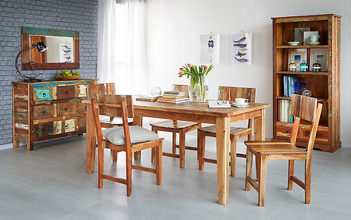 Coastal Large Dining Table