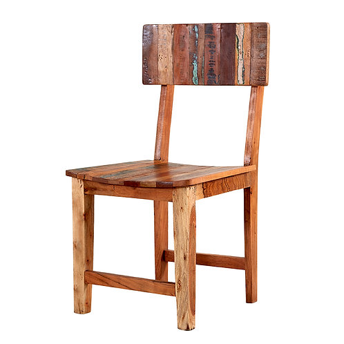 Pair of Coastal Dining Chairs