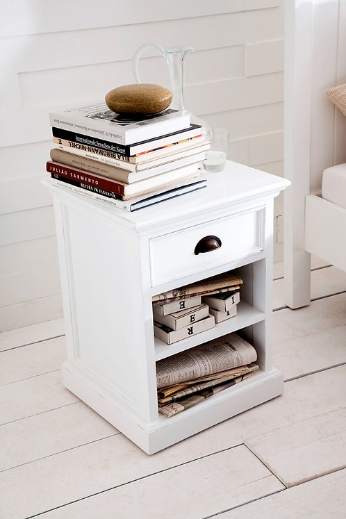 BedsideTable with shelves