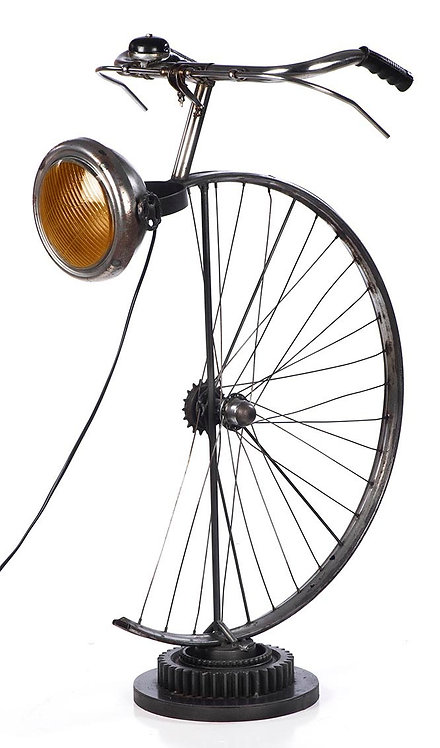 Bicycle Wheel Lamp