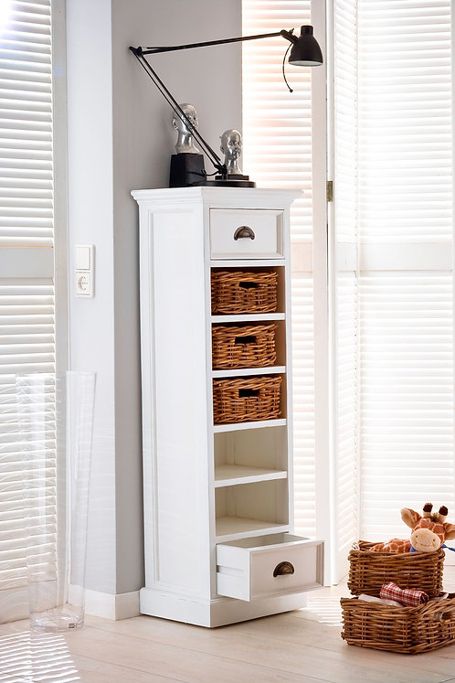 Storage Tower with basket set