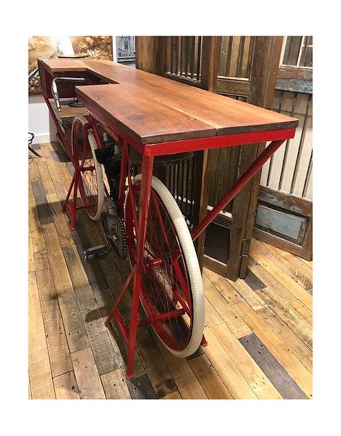 Bicycle Bar Table